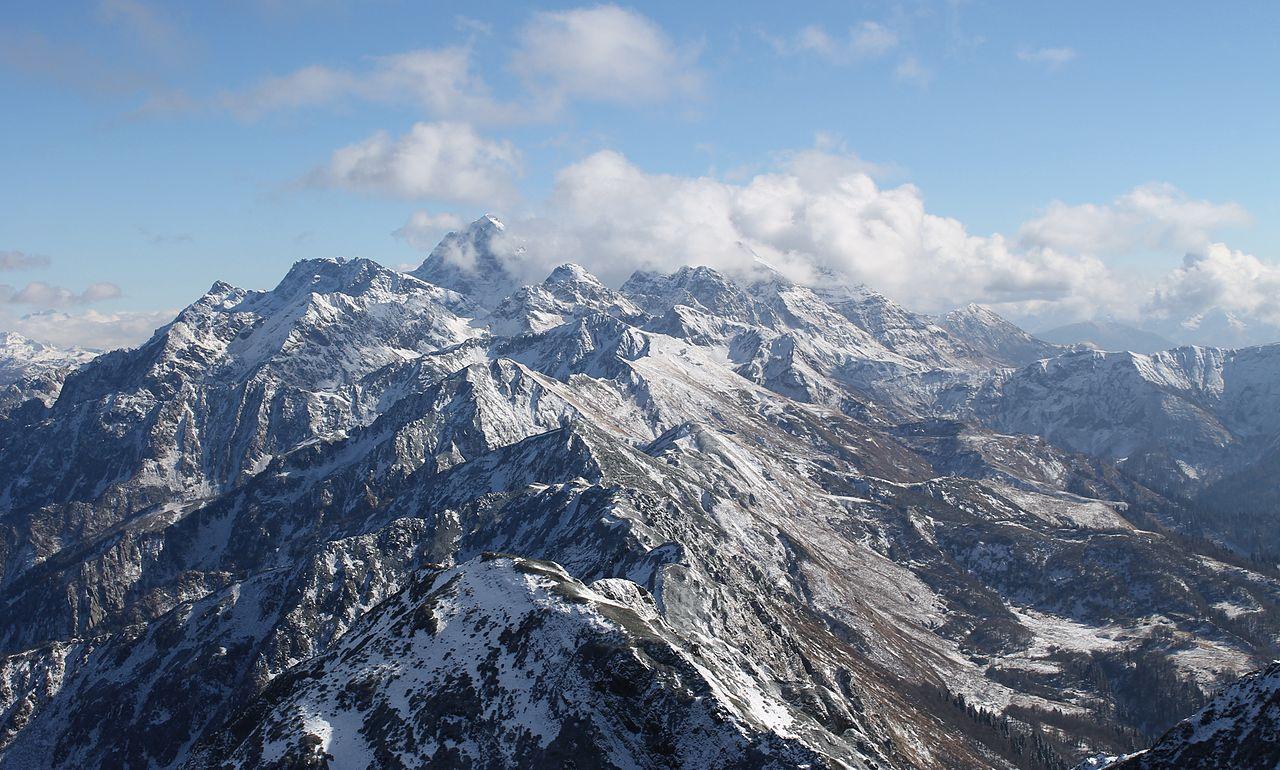 Mont Agepsta, Abhkazie