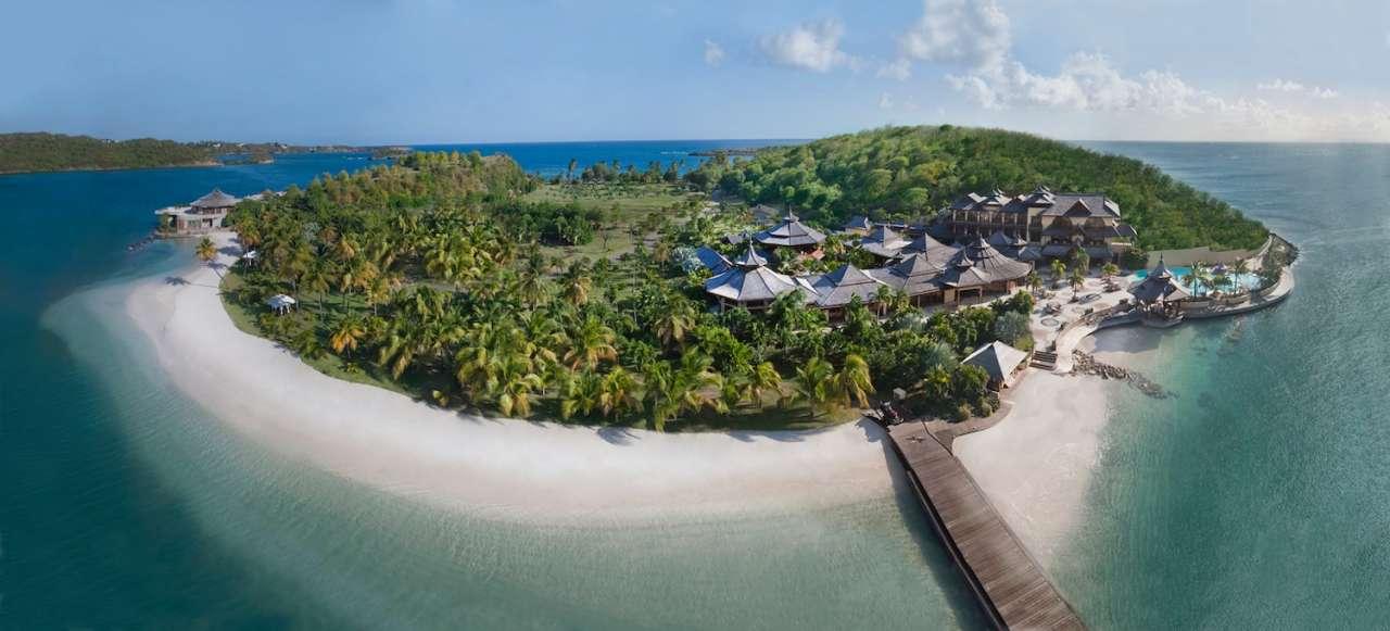 Île Calivigny, Grenade