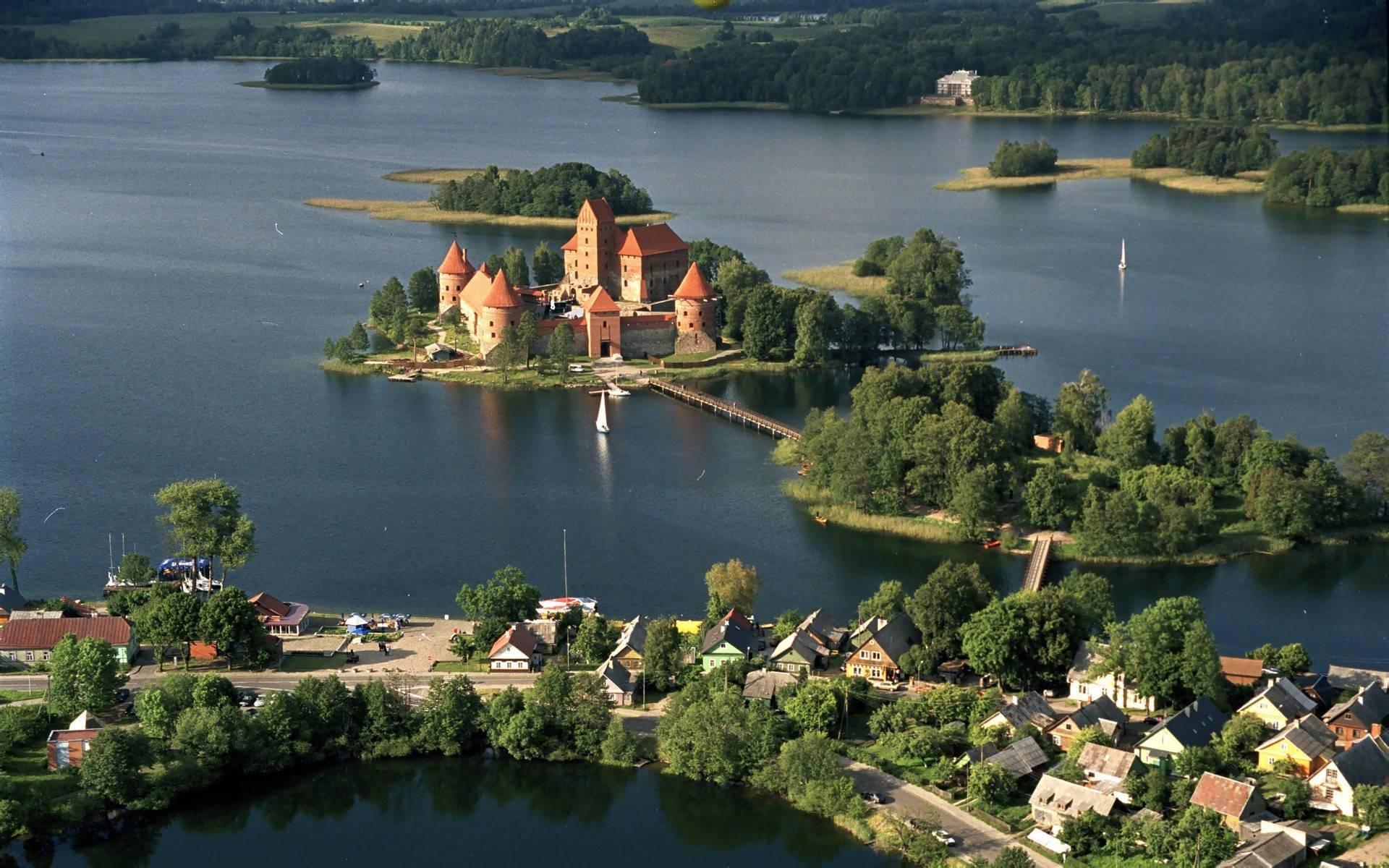 Château de Trakai, Lituanie