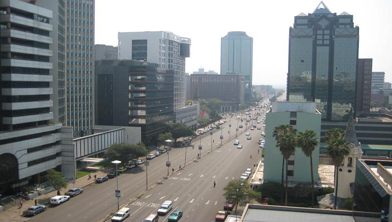 Lilongwe, capitale du Malawi