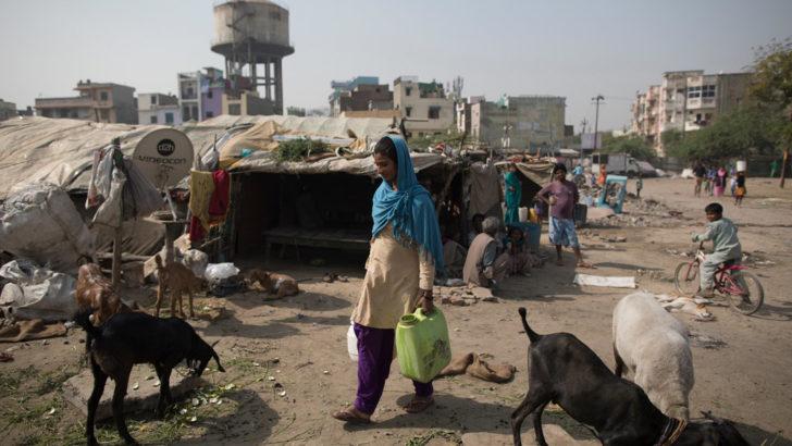 2,1 milliards de personnes n'ont pas d'eau chez elles