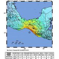 Mexique : plus puissant séisme en un siècle