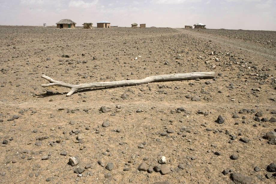 Sècheresse au Kenya