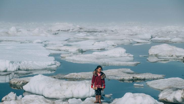 L'Arctique se réchauffe deux fois plus vite que la moyenne mondiale
