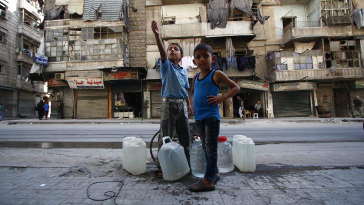 48 millions d'enfants touchés par les guerres, catastrophes naturelles et situations d'urgence