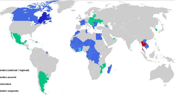 Journée internationale de la francophonie 2018