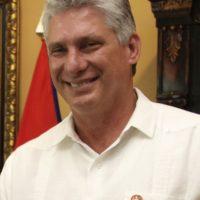 Miguel Díaz-Canel, nouveau président de Cuba
