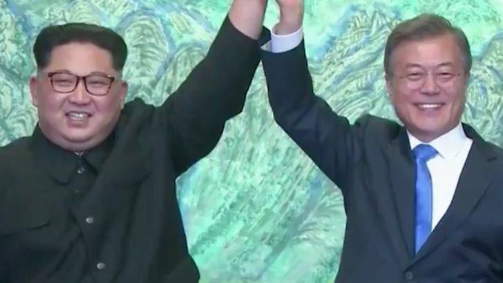 Corées : rencontre historique entre les deux dirigeants du nord et du sud
