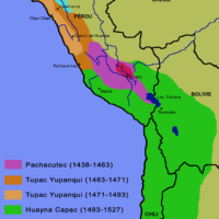 Empire inca (1438-1527)