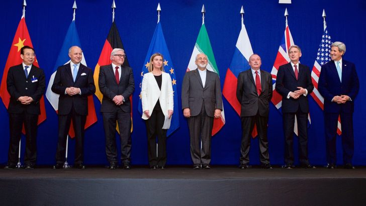 Les États-Unis quittent l'accord sur le nucléaire iranien