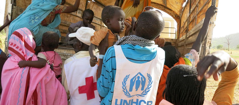 UNHCR - déplacés