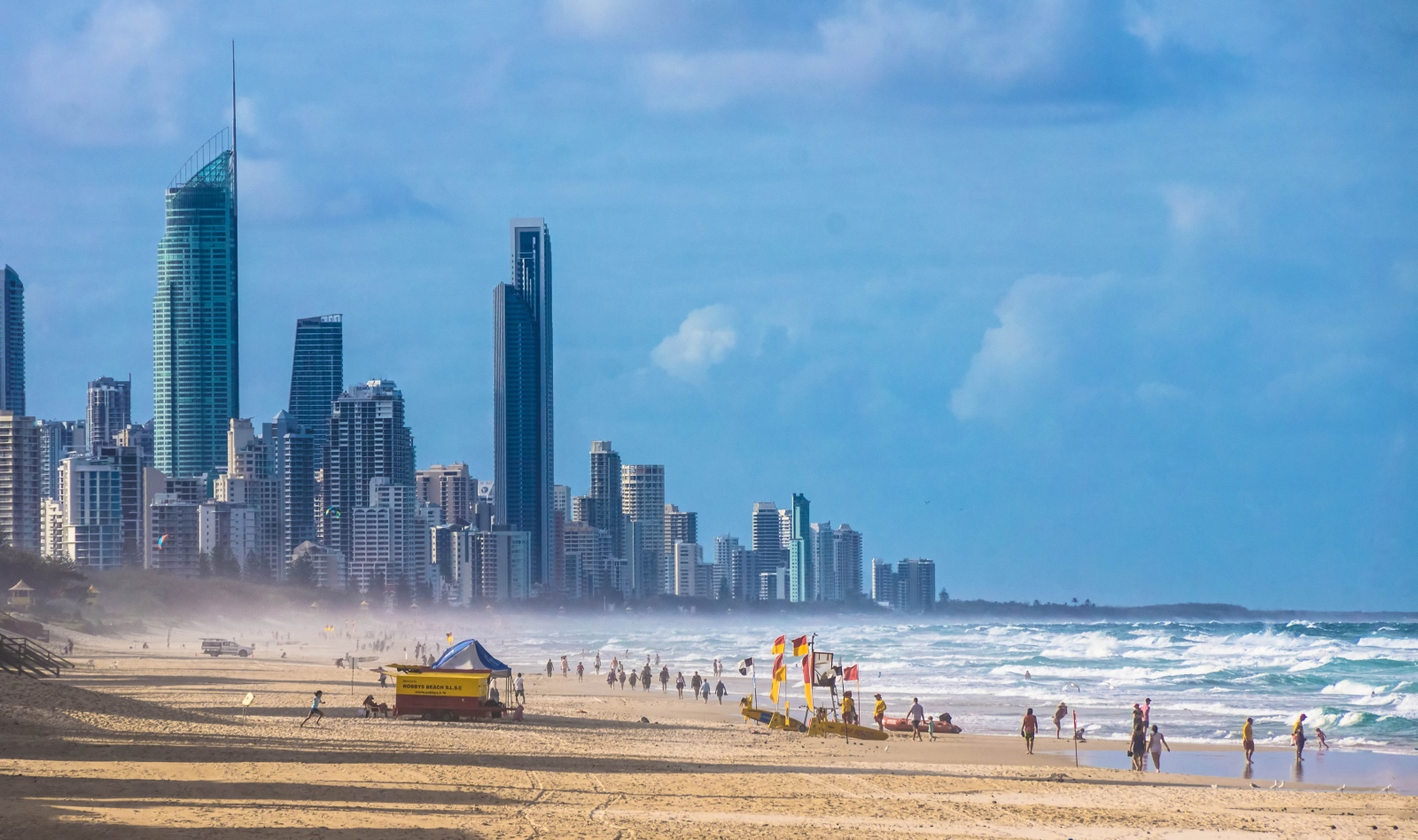 Gold Coast, Australie