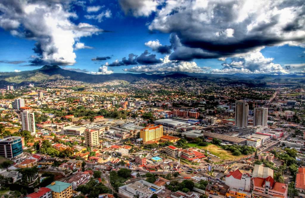 Tegucigalpa, capitale du Honduras
