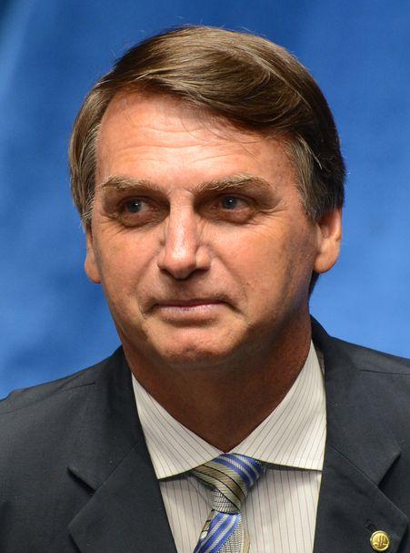 Jair Bolsonaro, président du Brésil