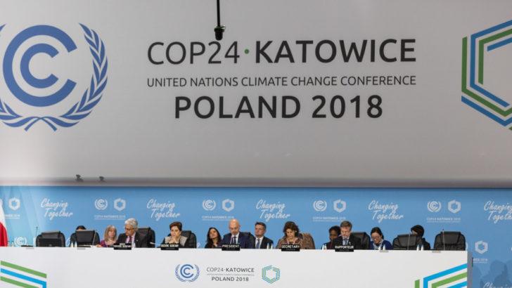 COP24 à Katowice, Pologne