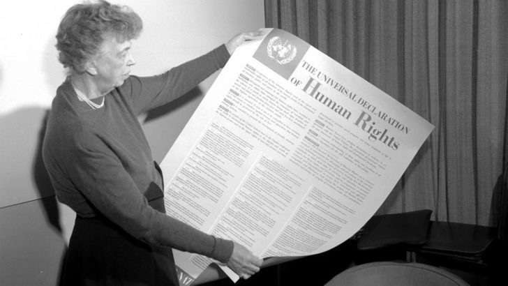 70 ans de droits humains