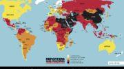 81 journalistes tués dans le monde en 2018
