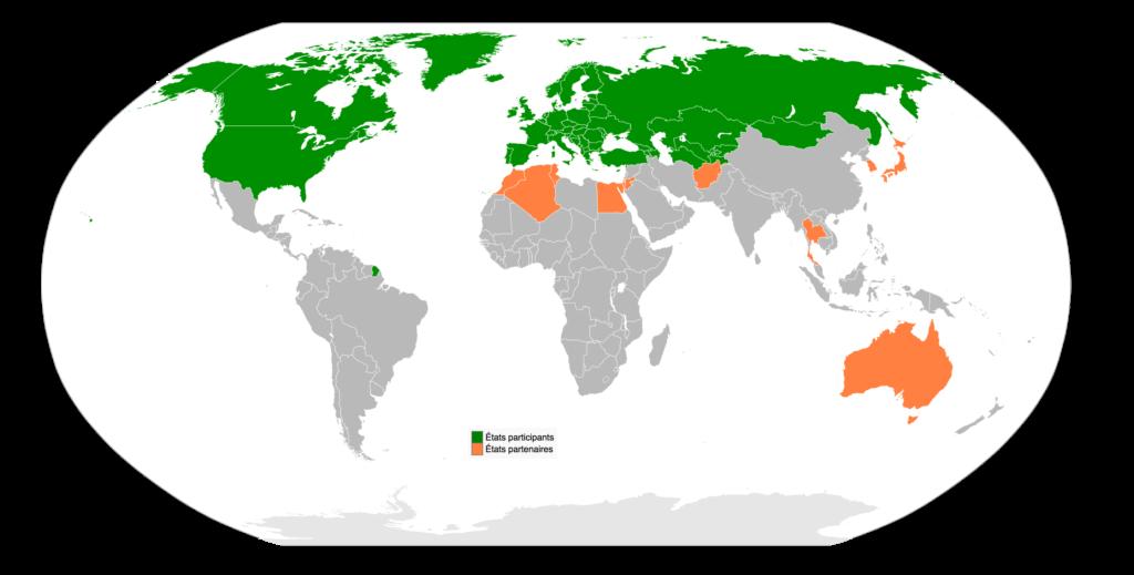 Organisation pour la sécurité et la coopération en Europe (OSCE)