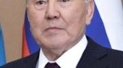 Noursoultan Nazarbaïev, président-dictateur du Kazakhstan, démissionne