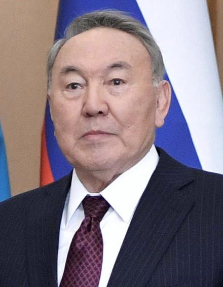 Noursoultan Nazarbaiev, ancien président-dictateur du Kazakhstan