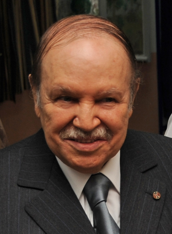 Abdelaziz Bouteflika, président de l'Algérie, mai 2012