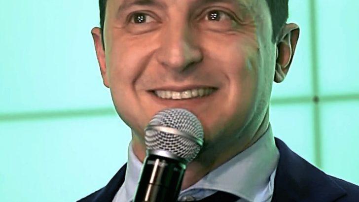 Ukraine : Volodymyr Zelensky remporte la présidentielle