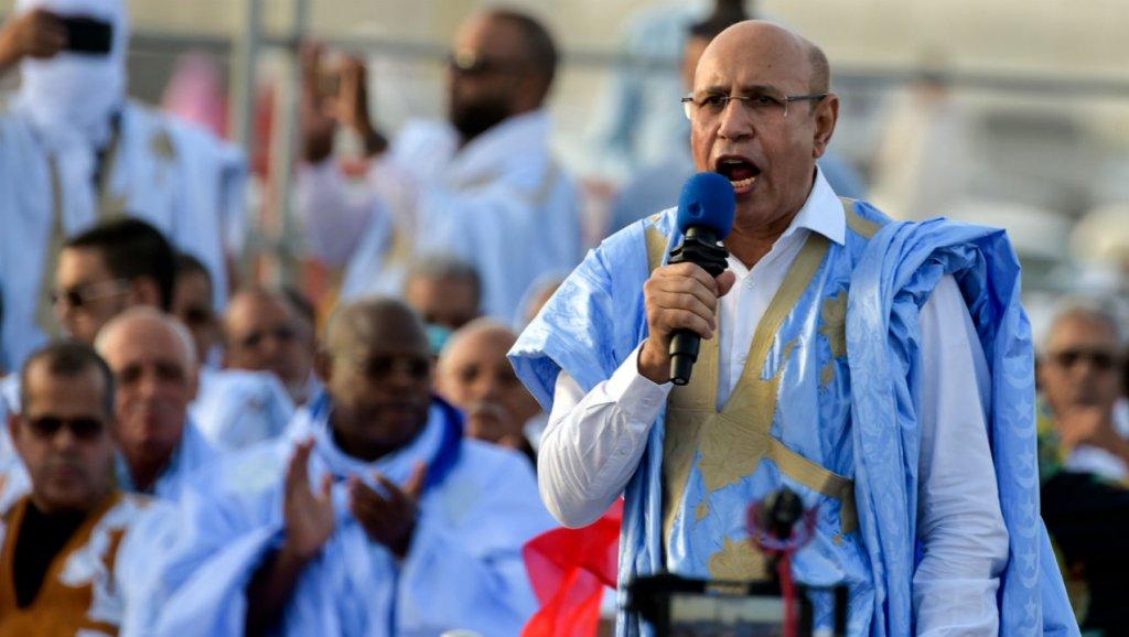 Mohamed Ould Ghazouani, président de la Mauritanie depuis le 1er août 2019