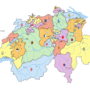 Suisse – cantons