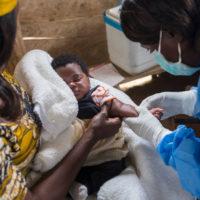 4500 enfants de moins de cinq ans sont morts de la rougeole depuis le début de l'année