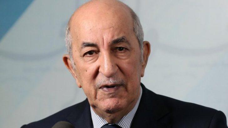 Abdelmadjid Tebboune élu président de l'Algérie dès le premier tour