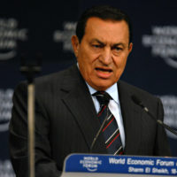 L'ancien dictateur égyptien Hosni Moubarak est mort