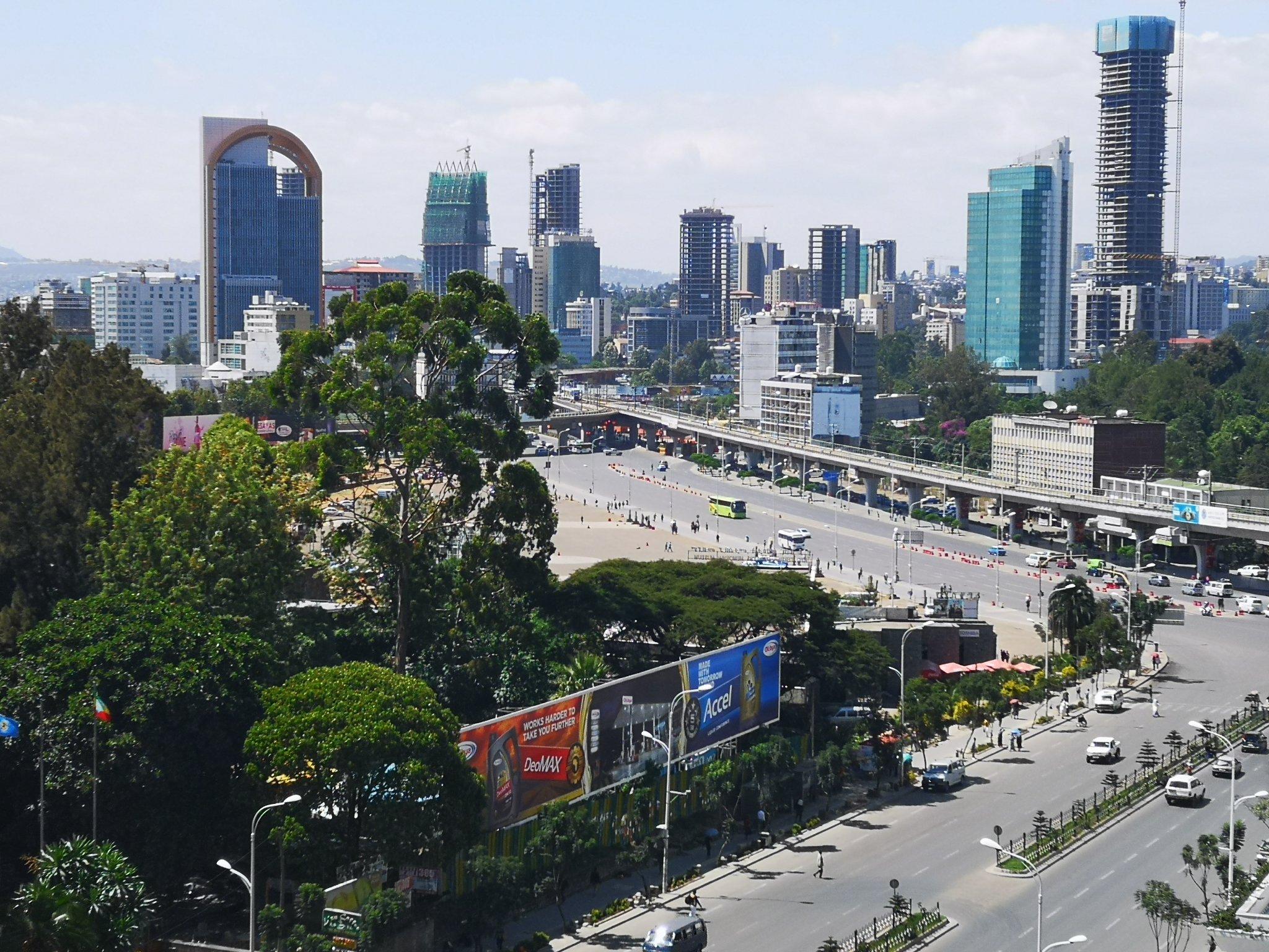Addis-Abeba, 2018