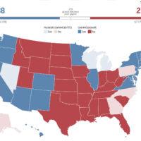 États-Unis – élections présidentielles 2020