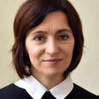 Maia Sandu élue présidente de la Moldavie