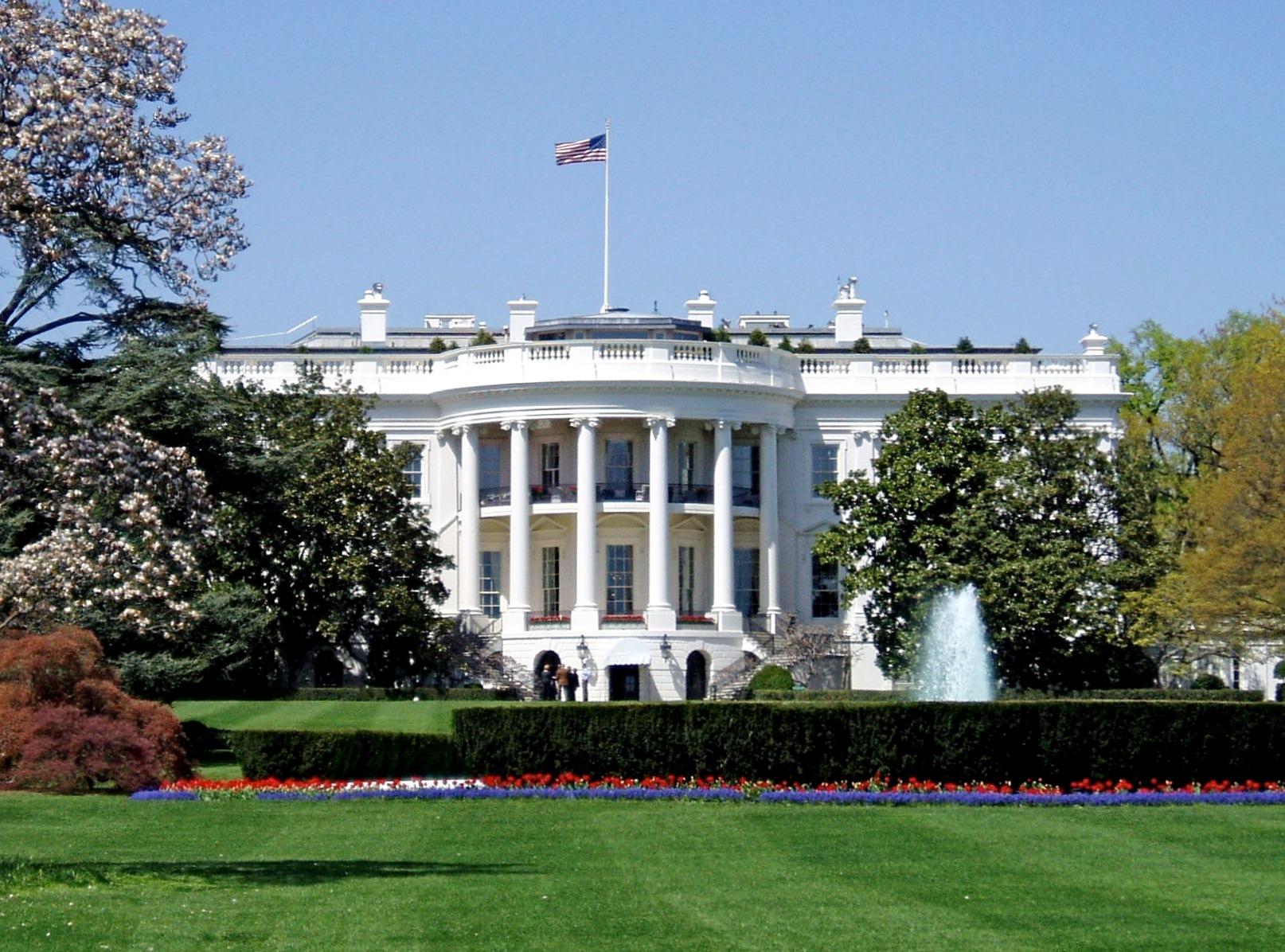 La Maison-Blanche, Washington, États-Unis