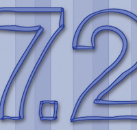 7.2 milliards d'habitants