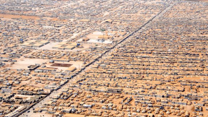 Nouveau GéoFolio : Humanitaire