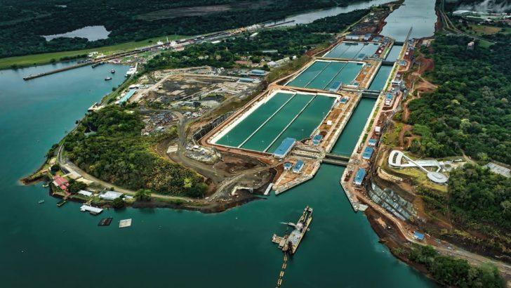 Un canal de Panama plus grand