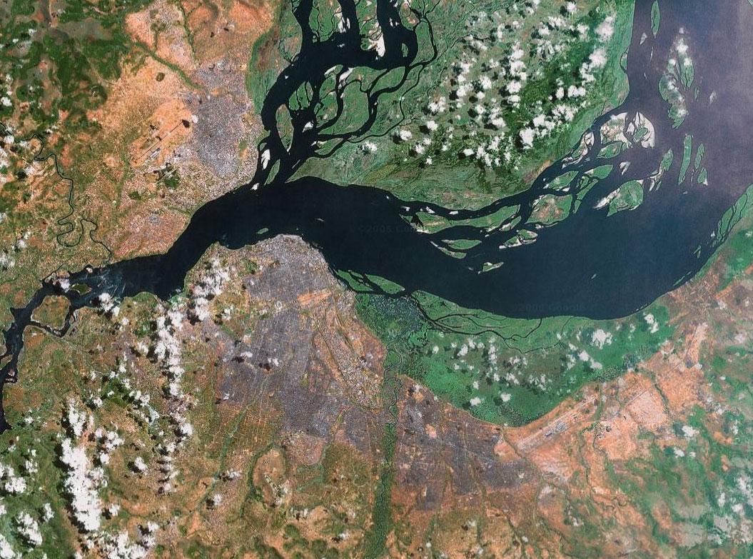 Congo - Aire urbaine Kinshasa-Brazzaville