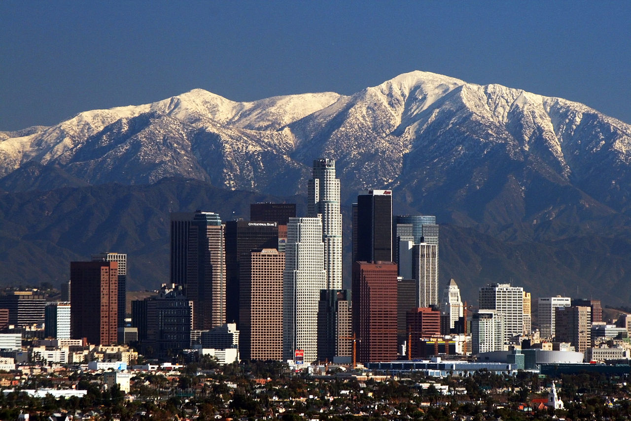 États-Unis - Los Angeles