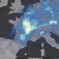 Inondations catastrophiques en France