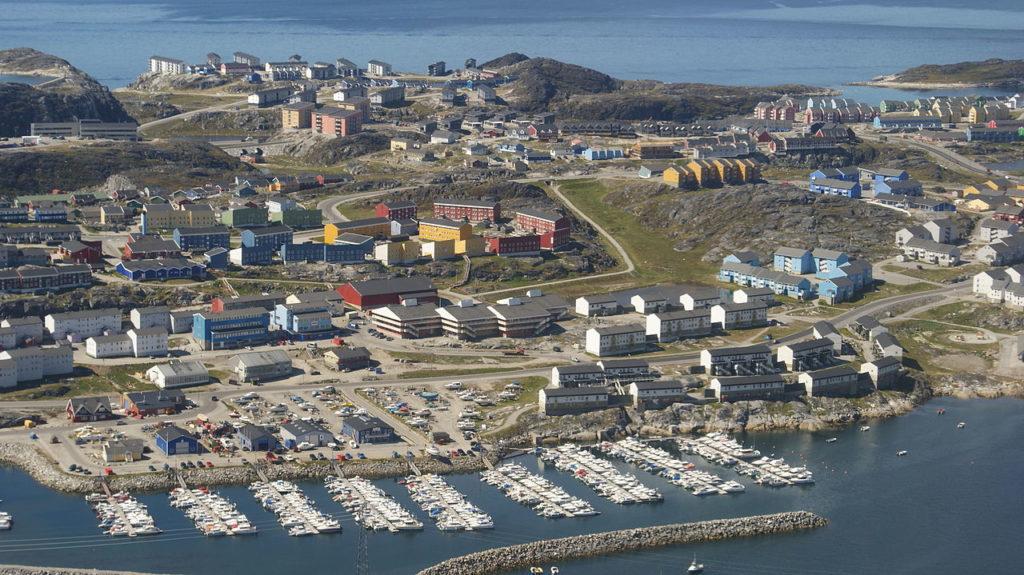 Nuussuaq, Nuuk