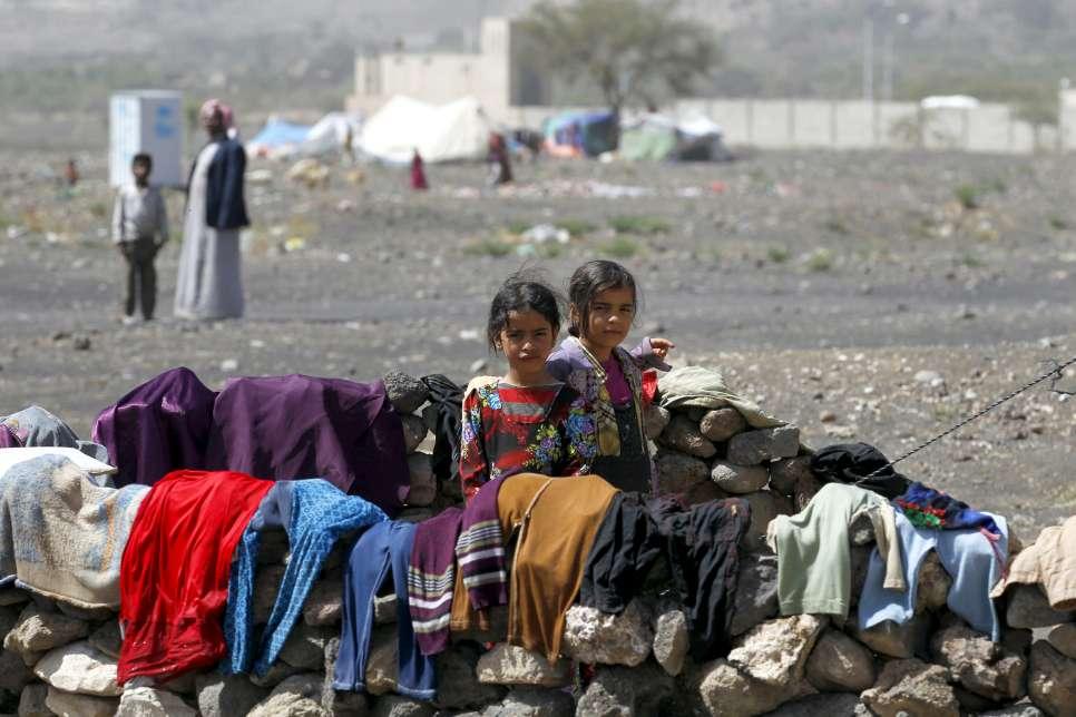 HCR réfugiés 2016, Yémen
