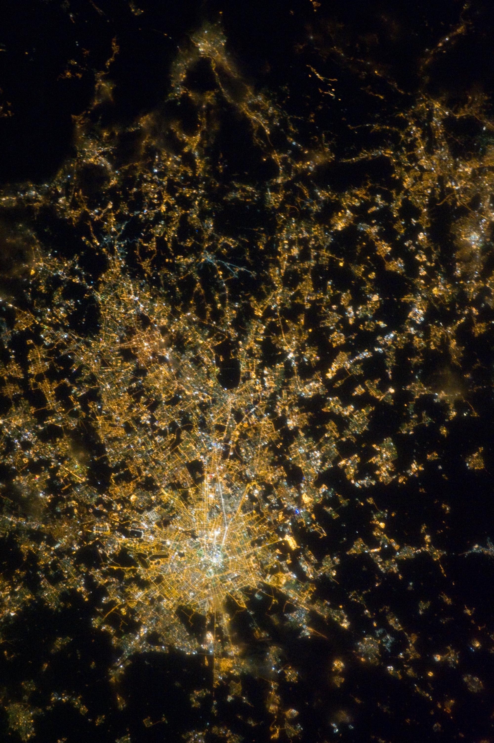 Italie - Milan la nuit