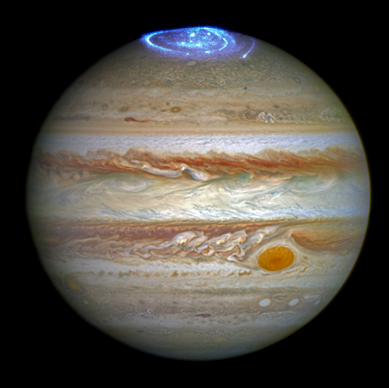Jupiter - aurores