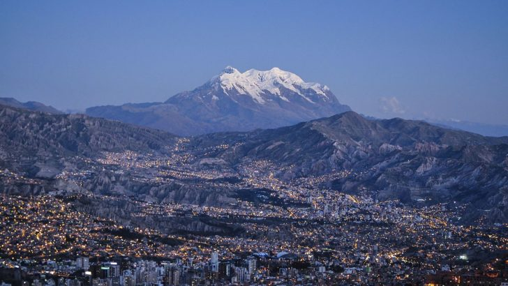 Bolivie – La Paz mise sur le téléphérique