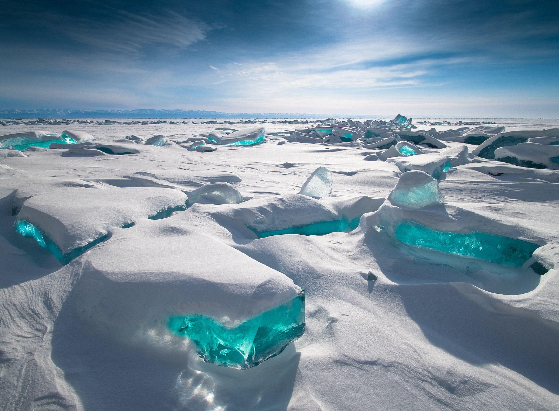 Lac Baïkal, Russie