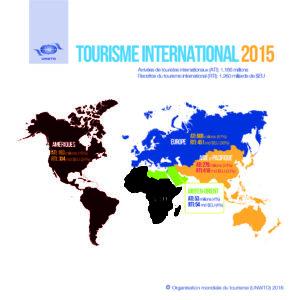 Monde - Tourisme (2015)