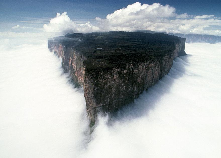 Mont Roraima, Venezuela