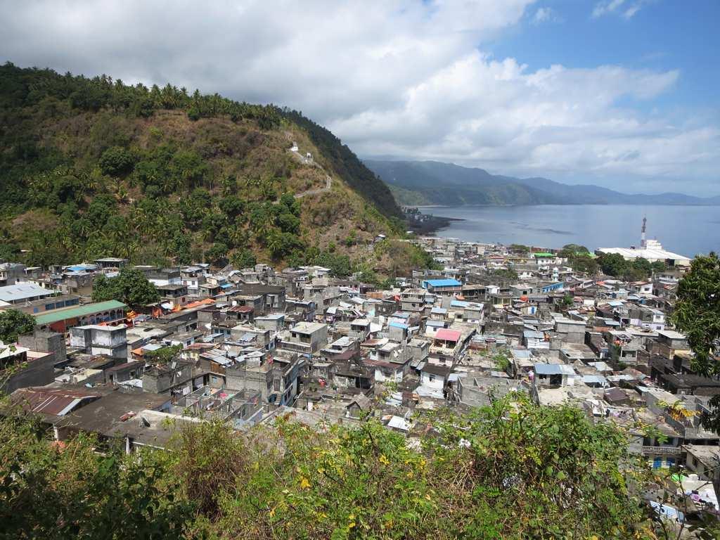 Moutsamoudou, Comores